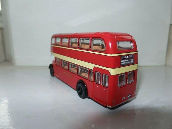 B T Models B102 1/76 OO Scale Bristol Lodekka LD Bus West Yorkshire Leeds